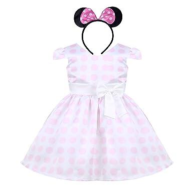 Chictry Baby Madchen Kleidung Set 2tlg Prinzessin Kostum Mit Ohren