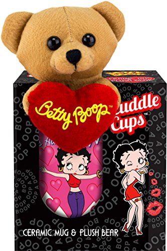 Ceramic Collectible Teddy (Betty It's All About Me Mug W/Plush)