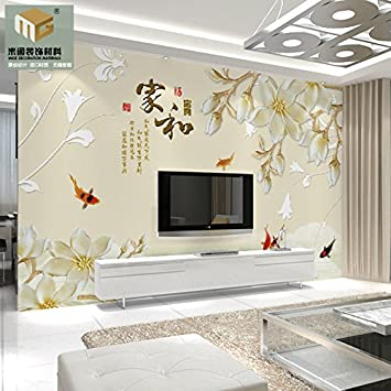 HUANGYAHUI Wandbilder Die Produktion Von Tapeten Jade Orchid Vogel Malerei  Produktion Wallpaper Wallpaper Wände