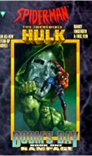 Amazon the ultimate hulk marvel comics 9780425165133 stan rampage dooms day book one spider man and the incredible hulk fandeluxe Gallery