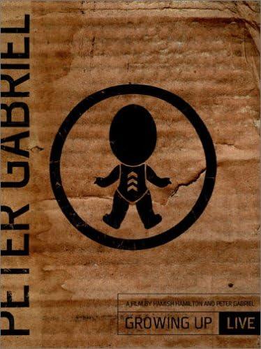 ピーター・ガブリエル(Peter Gabriel)『Growing Up Live』