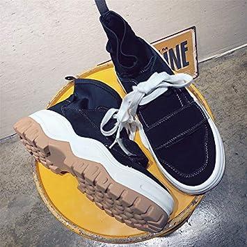 Shukun Botines Zapatos Mujer Martin Botas Wild Sports Shoes Plataforma Botas: Amazon.es: Deportes y aire libre