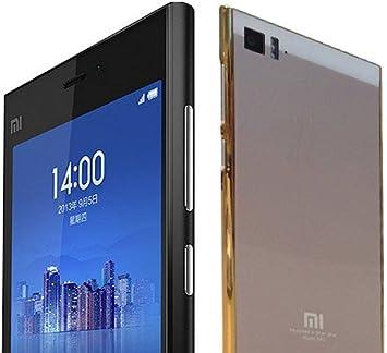 SmartPhone Xiaomi MI3 Qualcomm Snapdragon 8274AB Negro. Modelo MI3W (WCDMA: Amazon.es: Electrónica