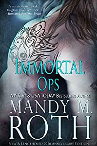 Immortal Ops by Mandy M. Roth ebook deal