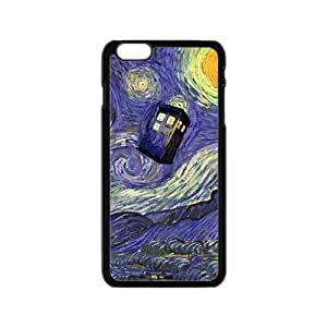 Doctor Who unique pattern Cell Phone Case for Iphone 6