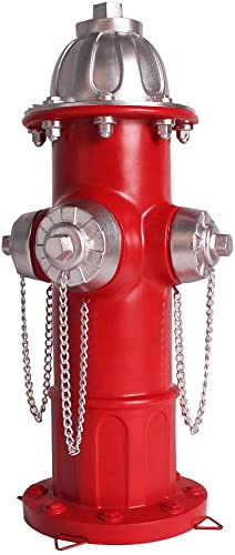 MARYTUMM Dog Fire Hydrant Statue Puppy Pee Post and Gift