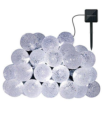 outdoor-solar-string-light-20-ft-30led-crystal-christmas-globe-ball-waterproof-outdoor-string-lights
