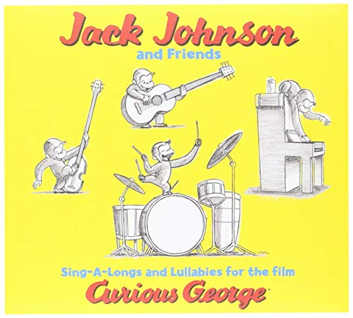 Sing-A-Longs & Lullabies for the Film Curious George ()