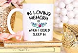 Sleep In, Coffee Mug, Funny Coffee Mug, New Mom Mug, Mom Of Twins, Baby Shower Gift, Funny Gift, Gift For Her, Toddler Mom, Custom Mugs, Mug