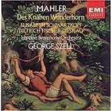 Mahler;Des Knaben Wunderhor