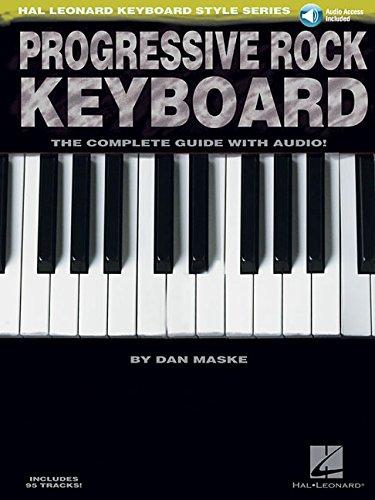 (Progressive Rock Keyboard: Hal Leonard Keyboard Style Series)