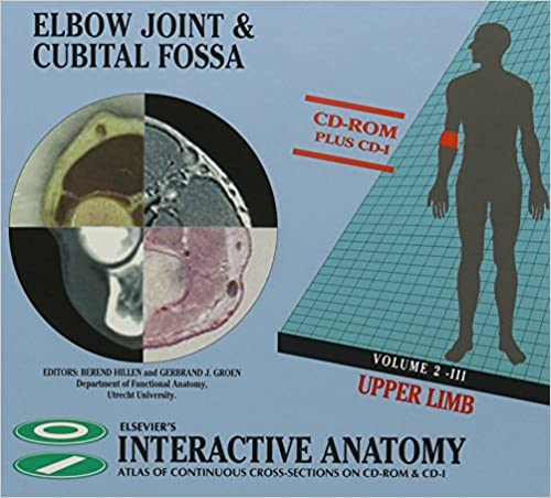 Elbow Joint & Cubital Fossa: Elsevier\'s Interactive Anatomy, CD ROM ...
