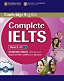 img - for Complete IELTS Bands 5-6.5 Students Pack Student's Pack (Student's Book with Answers with CD-ROM and Class Audio CDs (2)) book / textbook / text book