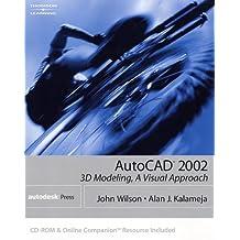 Autocad 2002 3d Modeling