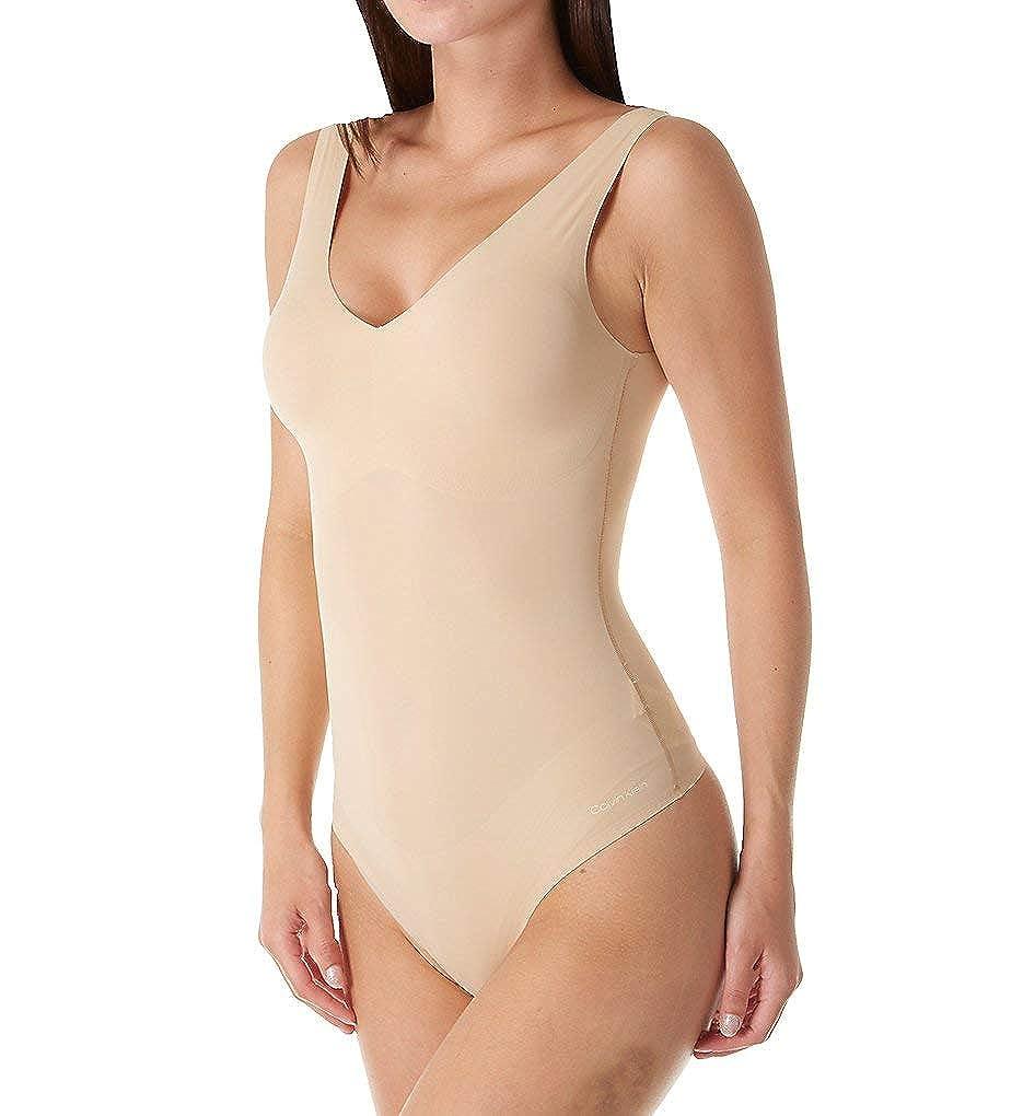a96fec32fdcc04 Calvin Klein Underwear Women s Invisibles Bodysuit at Amazon Women s  Clothing store