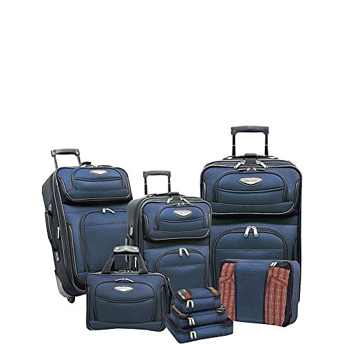 travelers-choice-amsterdam-ii-8-piece-luggage-set-in-navy