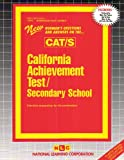 California Achievement Test/Secondary School CAT/S, Passbooks, 083736972X