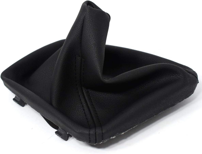 Schaltknauf f/ür manuelle Schaltung Kofferraum Schaltmanschette und Staubschutz