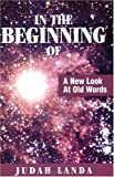 In the Beginning Of