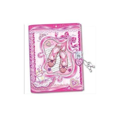 Pecoware Secret Diary With Lock, Little Dancer by Pecoware