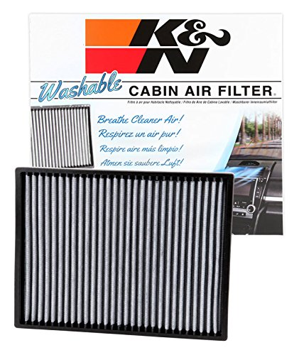 VF3005 K&N CABIN AIR FILTER (Cabin Air Filters):