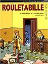 Le mystère de la chambre jaune (BD) par Swysen