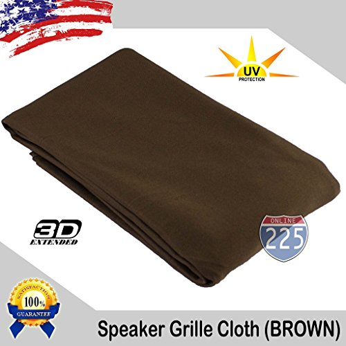Highest Rated Speaker Grill Cloth