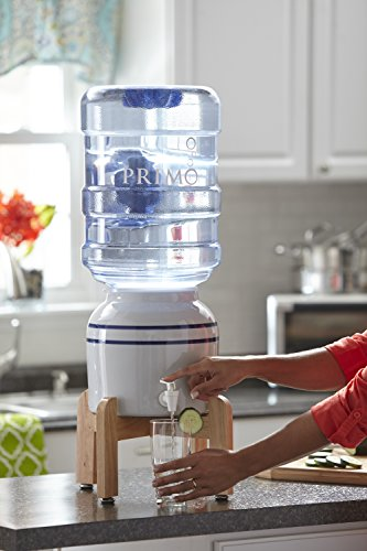 Primo Countertop Porcelain Ceramic Crock Water Dispenser - BPA and LEAD FREE by Primo (Image #2)