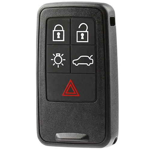 Car Key Fob Keyless Entry Smart Remote fits Volvo S60 S80 V60 V70 XC60 XC70 (KR55WK49264)