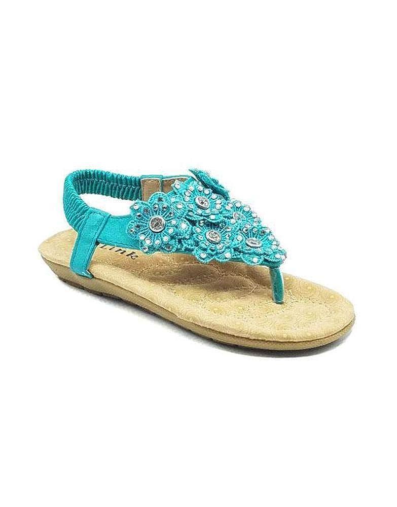 Kid Hot Summer Hot Design Popular Flat Sandals CALISTA-67K