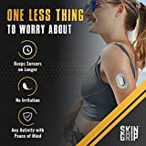 SKIN GRIP Dexcom G6 Adhesive Patches 20-Pack