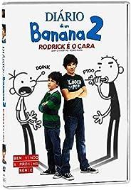 Diário De Um Banana 2- Rodrick É O Cara