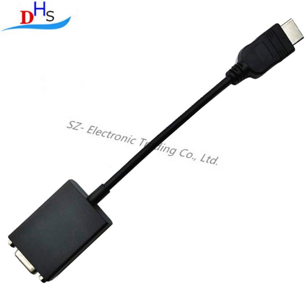 New HDMI to VGA Adapter for Lenovo ThinkPad X1 Carbon 3rd 4th 5th 6th 7th Gen X1 Yoga 1st 3rd 4th X390 Yoga P50 P52 P52s P53 P72 P73 P43s 03X7583