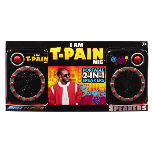UPC 045672795014, Pro Tunes I Am T-Pain Speakers