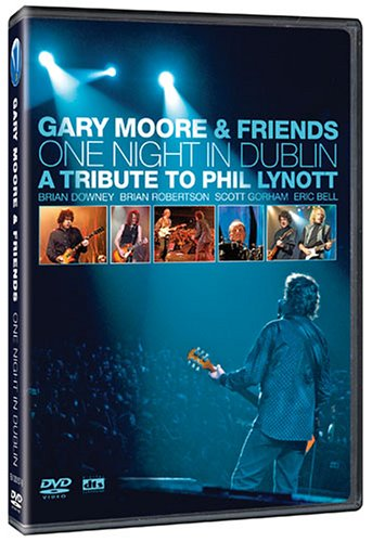 Gary Moore - One Night in Dublin: A Tribute to Phil Lynott