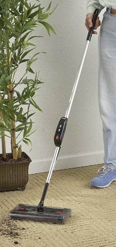 Cordless Swivel Sweeper Touchless by Swivel Sweeper by Ontel Products