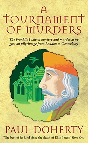 book cover of A Tournament of Murders