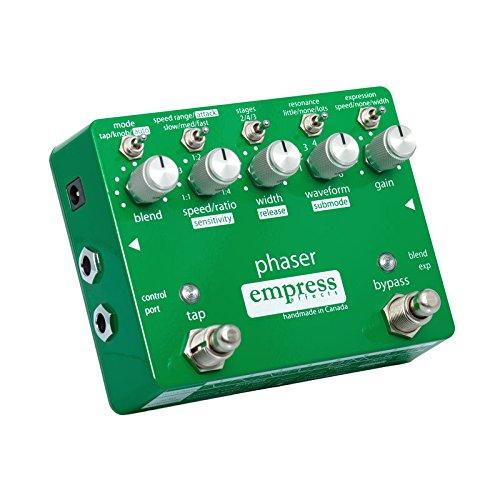 Empress Effects エンプレスエフェクト フェイザー ギターエフェクター Phaser B0054I68S6