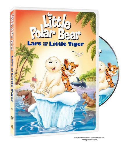 The Little Polar Bear - Lars and the Little Tiger (Crossing Over Anna)