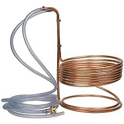 Copper Immersion Wort Chiller-2PK