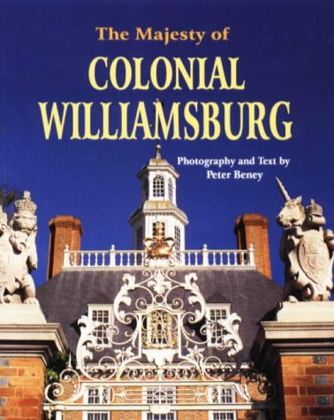 Majesty of Williamsburg (Majesty Series)