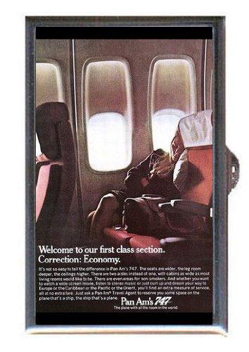 1970-pan-american-pan-am-747-economy-class-ad-guitar-pick-or-pill-box-usa-made