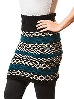 Everest Designs Women's Kate Nash Skirt, Medium, Black