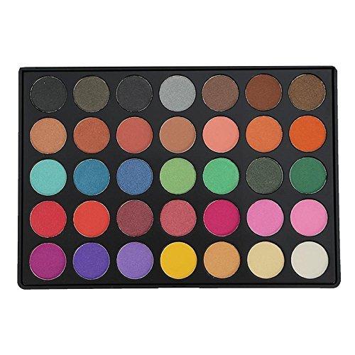 UKARA Beauty Professional Makeup Palette ES01-35 color Brigh