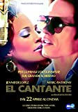 Pop Culture Graphics El Cantante Poster Movie Italian 27 x 40 Inches - 69cm x 102cm Jennifer Lopez Marc Anthony