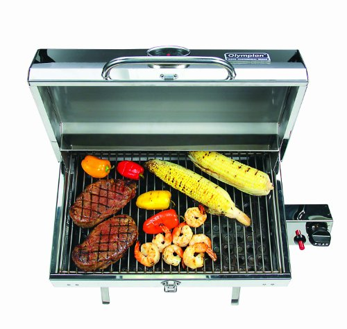 Camco-57305-Olympian-5500-Stainless-Steel-Portable-Grill