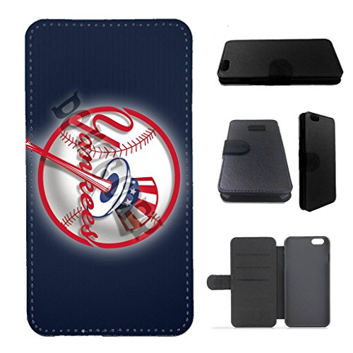 yankees new york Samsung Galaxy NOTE 8 wallet case/galaxy note 8 flip case/galaxy note 8 (New York Yankees Note)