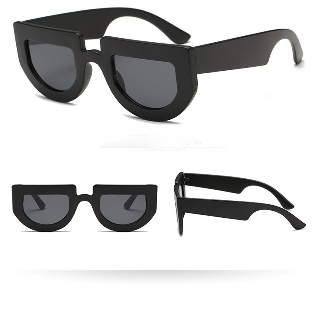 COGIGI Unisex Vintage Eye Sunglasses Retro Eyewear Fashion Radiation Protection