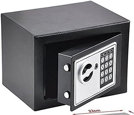 THAT`S IT S + S Minisafe Caja Fuerte electrónica, Caja Fuerte de ...