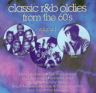 Classic R&B Oldies 60's